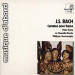 Bach: Cantatas for Bass (CD)