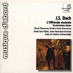Bach: The Musical Offering (CD)