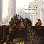 Ravel: Mélodies (CD)