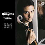 Kodály; Kurtág; Veress: Sonatas for Cello and Piano (CD)