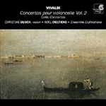 Vivaldi: Concertos for Cello; Concerto for Violin and Cello (CD)