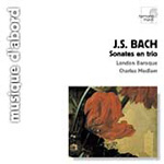 Bach: Trio Sonatas (CD)