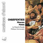 Charpentier: Motets; M (CD)