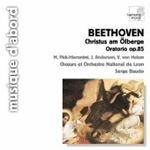 Beethoven: Christ on the Mount of Olives (CD)