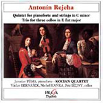 Rejcha: Piano Quintet; Trio for Cellos (CD)