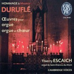 Duruflé: Choral Works (CD)