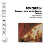 Boccherini: Works for two harpsicords (CD)