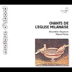 Milanese Church Chant (CD)