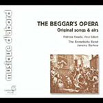 Gay: The Beggar's Opera (Excerpts) (CD)