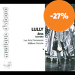 Produktbilde for Lully: Atys (Excerpts) (CD)