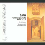 Bach: Cantatas for Alto (CD)