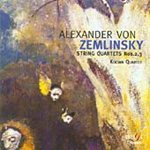 Zemlinsky: String Quartets Nos 2 & 3 (CD)