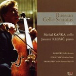 Russian Cello Sonatas (CD)