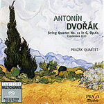 Dvorák: String Quartet No 11; Cypresses (SACD)
