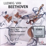 Beethoven: String Quartets (SACD)