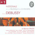 Debussy; Ravel: Chamber Works (CD)