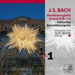 Produktbilde for Bach: Brandenburg Concertos (CD)