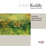 Kodály: Cello Works (CD)