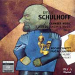 Schulhoff: Chamber Works (SACD)
