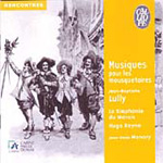 Music for Musketeers (CD)