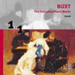 Bizet: Complete Works for Piano (CD)
