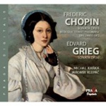 Chopin; Grieg: Cello Sonatas (SACD)
