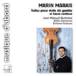 Marais: Suites for Viola da Gamba and Continuo (CD)