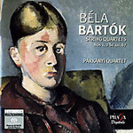 Bartók: String Quartets Nos 1 and 2 (SACD)
