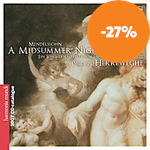 Mendelssohn: A Midsummer Night's Dream (CD)