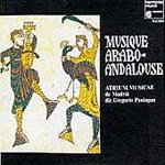 Arabo-Andalusian Music (CD)