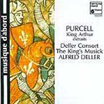 Purcell: King Arthur Excerpts (CD)