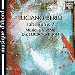 Berio: Laborintus II (CD)