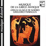 Ancient Greek Music (CD)