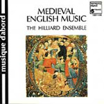 Medieval English Music (CD)
