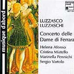 Luzzaschi: Madrigals for two and three sopranos (CD)