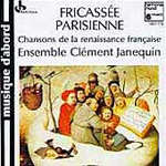 Fricassee Parisienne (CD)