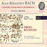 Bach: Complete Works for Organ Vol 9 (CD)