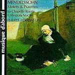 Mendelssohn: Motets & Psalms (CD)