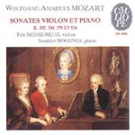 Mozart: Violin Sonatas (CD)