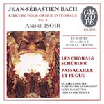 Bach: Complete Works for Organ Vol 8 (CD)