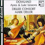 Dowland: Ayres & Lute-lessons (CD)