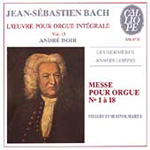 Bach: Complete Works for Organ Vol 13 (CD)