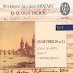 Mozart: Complete String Quartets, Vol.4 (CD)