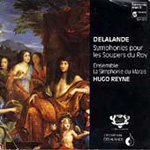 Delalande: Symphonies and Suites (CD)