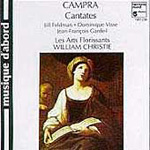 Campra: French Cantatas (CD)