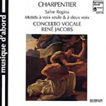 Charpentier: Salve regina; Motets (CD)