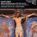 Corsican chant from Franciscan manuscripts (CD)