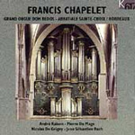 Grand Orgue Dom Bedos (CD)