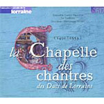 Produktbilde for The Chapel of the Dukes of Lorraine (CD)