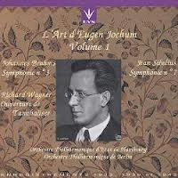 Art of Eugen Jochum, Volume 1 (CD)
